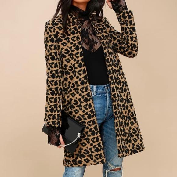 Lulu's Jackets & Blazers - NWOT lulus Coat.